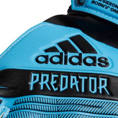 adidas PREDATOR TOP TRAINING FS TW-Handschuh Kinder blau-schwarz – Bild 3