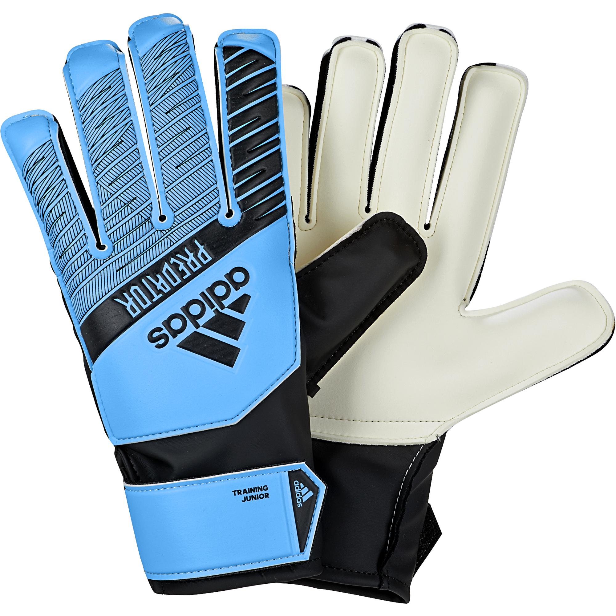 Adidas Predator Training Tw Handschuh Kinder Blau