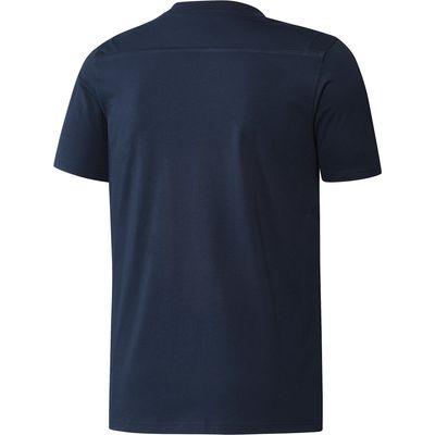 adidas FC ARSENAL Trainingsshirt Herren blau – Bild 2