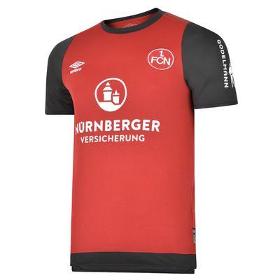 umbro 1. FC NÜRNBERG Trikot Home Kinder 2019 / 2020 – Bild 1