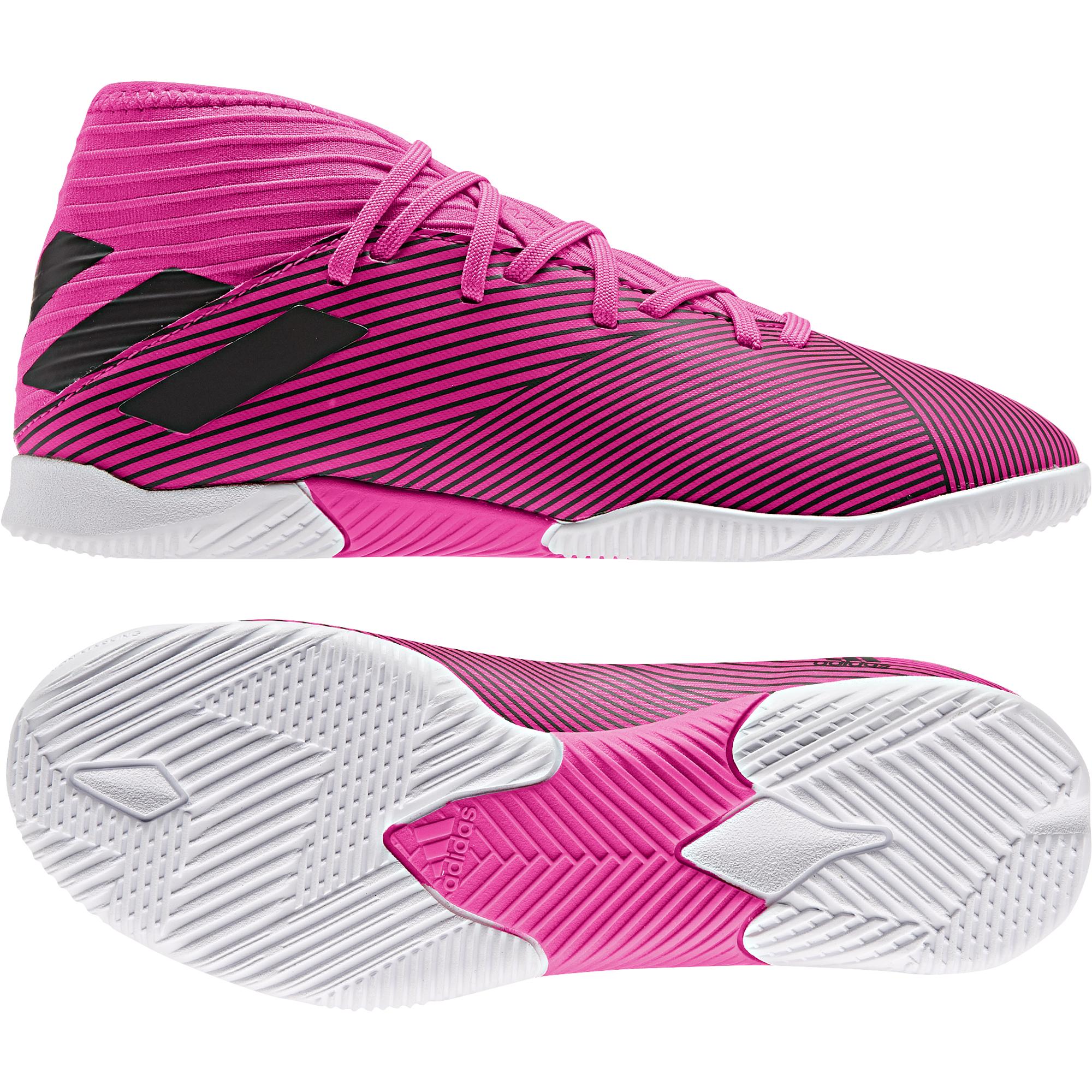 Adidas Nemeziz 19 3 In Hallenschuh Kinder Pink