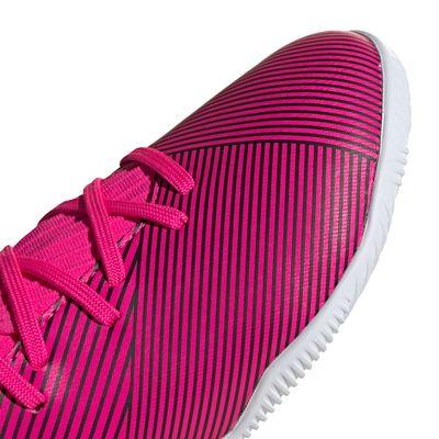 adidas NEMEZIZ 19.3 IN Hallenschuh Kinder pink – Bild 3
