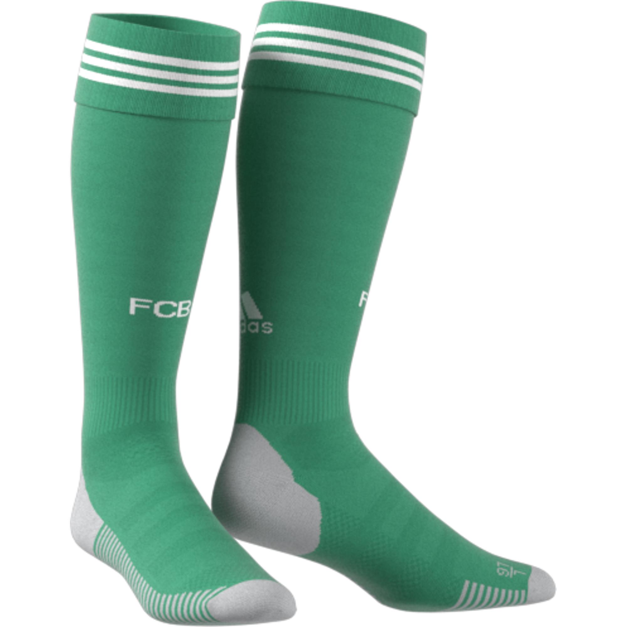 adidas sleeve stutzen grün