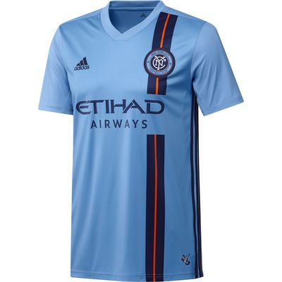 adidas NEW YORK CITY Trikot Home Herren 2019 / 2020 – Bild 1