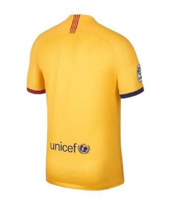 nike FC BARCELONA Trikot Away Herren 2019 / 2020 – Bild 2