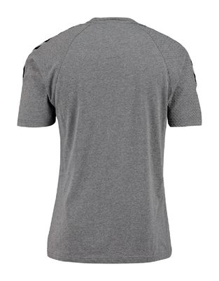 hummel AUTHENTIC CHARGE SS Trainingsshirt Herren hellgrau – Bild 2