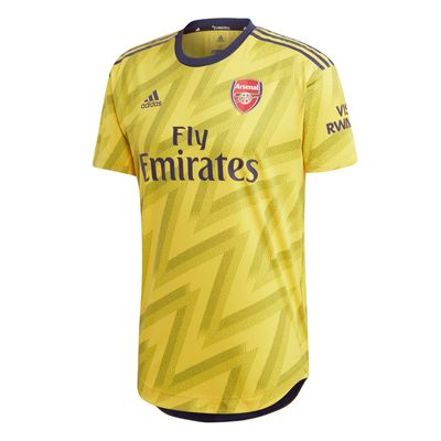 adidas FC ARSENAL AUTHENTIC Trikot Away Herren 2019 / 2020 – Bild 1