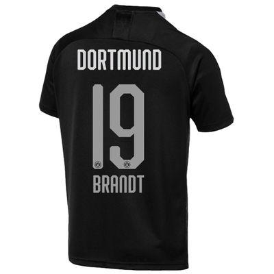 puma BVB BORUSSIA DORTMUND Trikot Away Herren 2019 / 2020 - BRANDT 19 – Bild 2