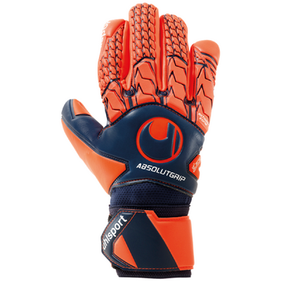 uhlsport NEXT LEVEL ABSOLUTGRIP HN TW-Handschuh rot-blau – Bild 1
