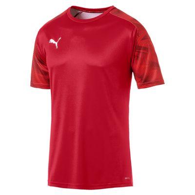 puma CUP TRAINING T-Shirt Herren rot – Bild 1