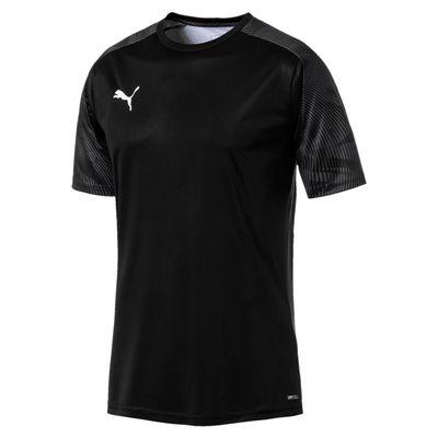 puma CUP TRAINING T-Shirt Herren schwarz – Bild 1