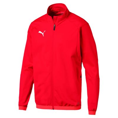 puma LIGA  TRAINING JACKET Kinder rot