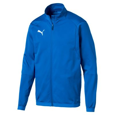 puma LIGA  TRAINING JACKET Kinder blau