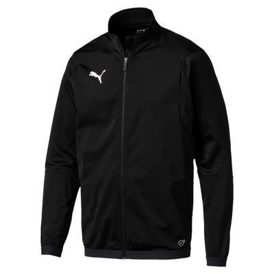 puma LIGA  TRAINING JACKET Kinder schwarz