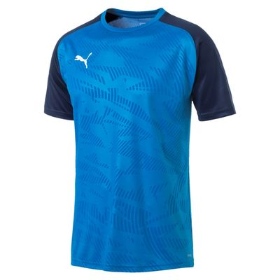 puma CUP TRAINING CORE T-Shirt Kinder blau