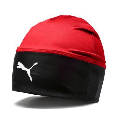 puma LIGA BEANIE - Mütze rot