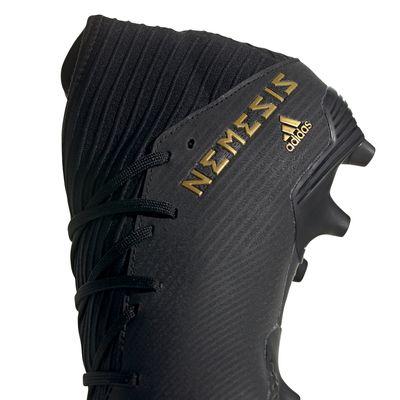 adidas NEMEZIZ 19.3 FG schwarz – Bild 3