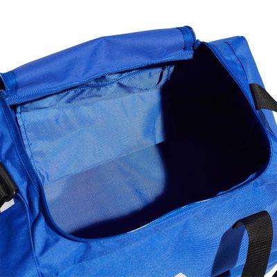 adidas TIRO DUFFEL BAG Sporttasche BC blau S – Bild 2