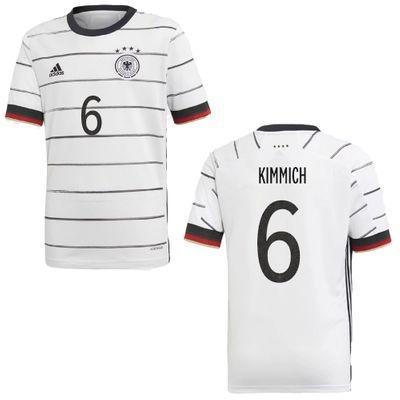adidas DFB DEUTSCHLAND Trikot Home Kinder EURO 2020 - KIMMICH 6 – Bild 1