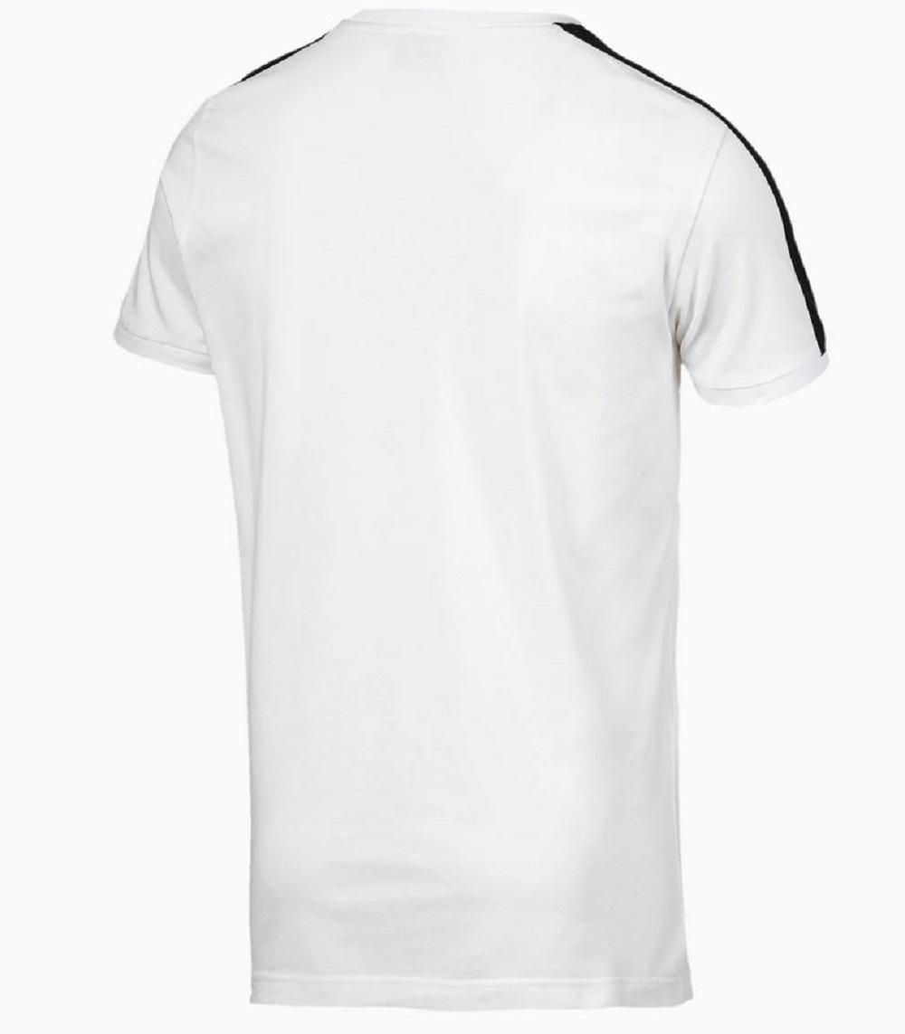 puma IONIC T7 T Shirt Herren weiß schwarz