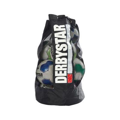 derbystar BALLSACK sportiger 10 Bälle / Ballnetz schwarz