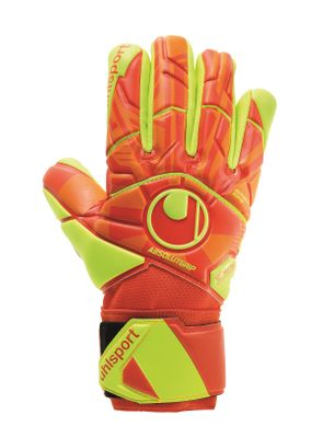 uhlsport DYNAMIC IMPULSE ABSOLUTGRIP HN TW-Handschuh orange-gelb – Bild 1