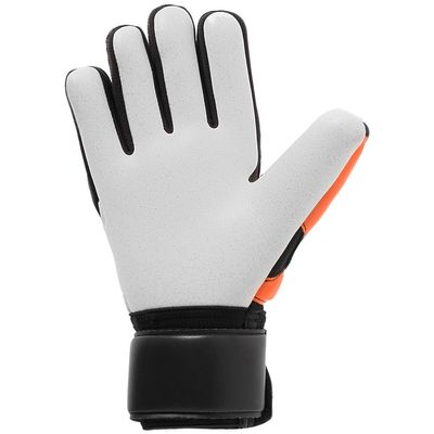 uhlsport SUPER RESIST HN TW-Handschuh orange-schwarz – Bild 2