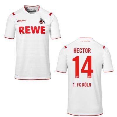 uhlsport 1.FC KÖLN Trikot Home Herren 2019 / 2020 - HECTOR 14 – Bild 1