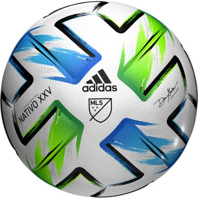 adidas MLS Major League Soccer Pro Fussball Gr. 5 – Bild 1