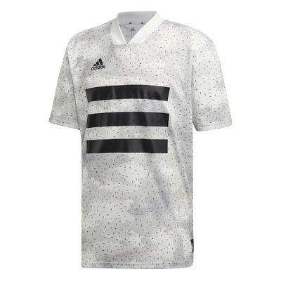 adidas TAN T-Shirt Herren weiß – Bild 1