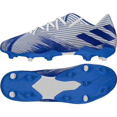 adidas NEMEZIZ 19.2 FG blau-weiß – Bild 1