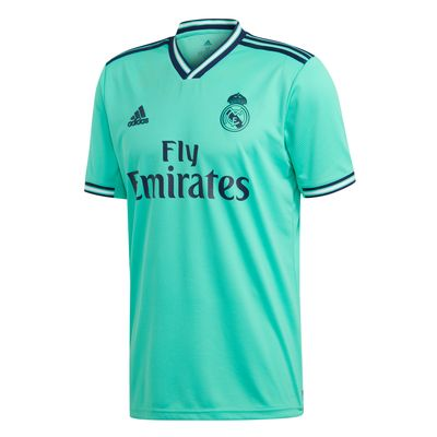 adidas REAL MADRID Trikot 3rd Kinder 2019 / 2020 – Bild 1