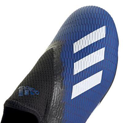 adidas X 19.3 LL FG Kinder blau-weiß-schwarz – Bild 2