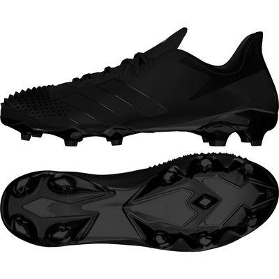 adidas PREDATOR 20.2 FG schwarz – Bild 1