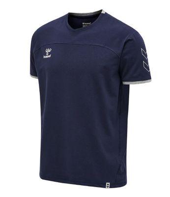 hummel hmlCIMA T-Shirt Herren blau