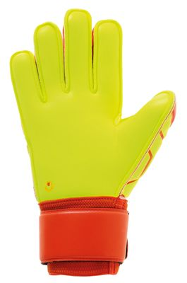 uhlsport DYNAMIC IMPULSE SUPERSOFT TW-Handschuh orange-gelb – Bild 2