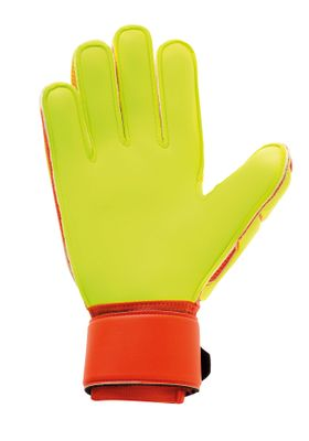 uhlsport DYNAMIC IMPULSE SOFT FLEX FRAME TW-Handschuh orange-gelb – Bild 2