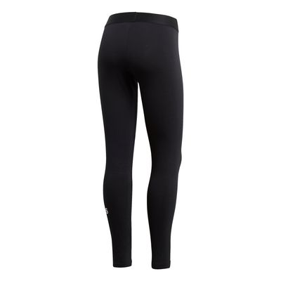 adidas MUST HAVE TIGHT - Laufhose - Leggins Frauen schwarz – Bild 2
