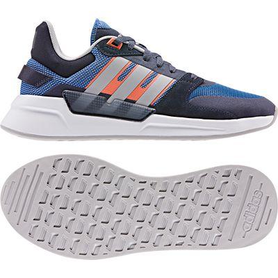 adidas RUN90´S Laufschuh Frauen blau-apricot – Bild 1