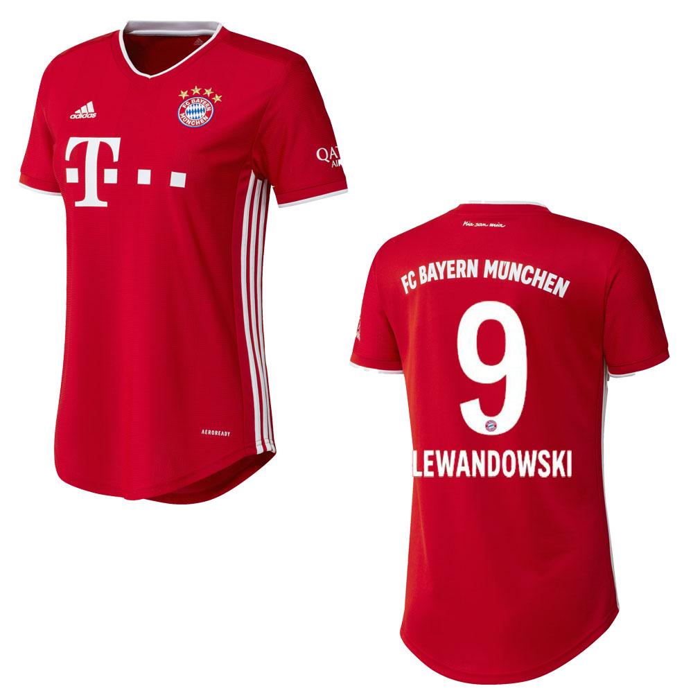 Trikot Bayern 2021 17