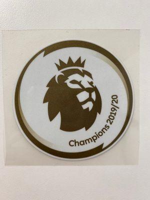 Original Premier League Champions Patch 2019/2020 Liverpool