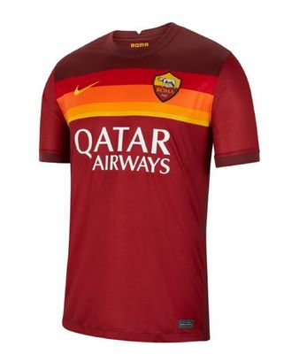 nike AS ROMA Trikot Home Herren 2020 / 2021 – Bild 1