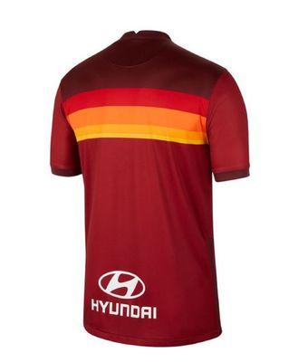 nike AS ROMA Trikot Home Kinder 2020 / 2021 – Bild 2