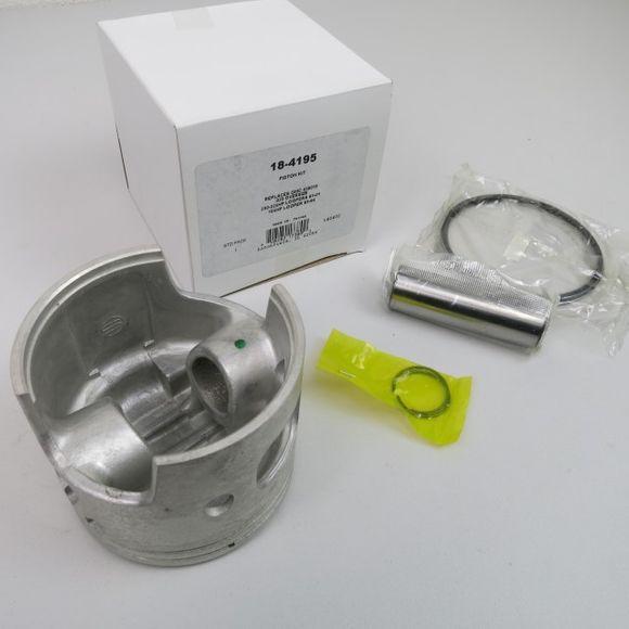 Piston Kit Kolbenbausatz Johnson Evinrude SI 18-4195, OMC 439015