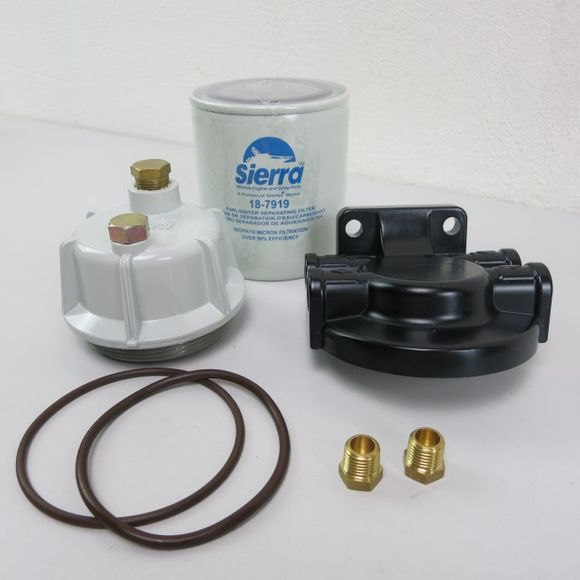 Sierra Fuel Water Separator Kit SI 18-7951 9-37881 – Bild 1