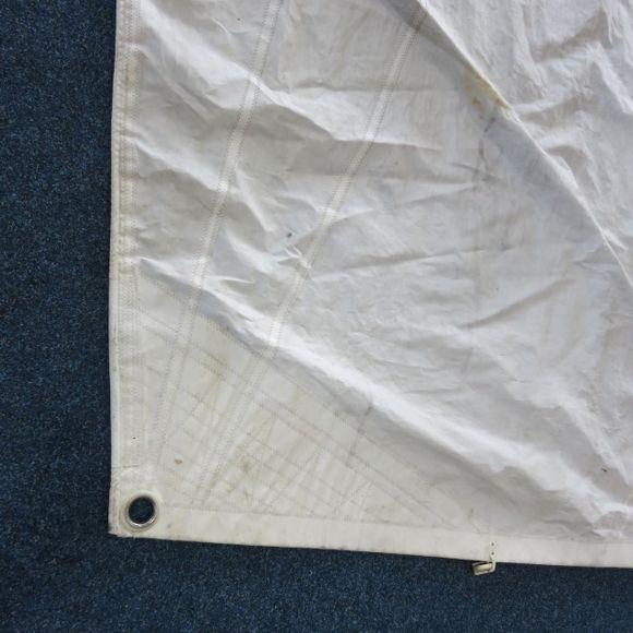 Gebraucht: 26,3m² Großsegel VL=12,1 UL=3,7 Phantom36 Mastrutscher – Bild 4
