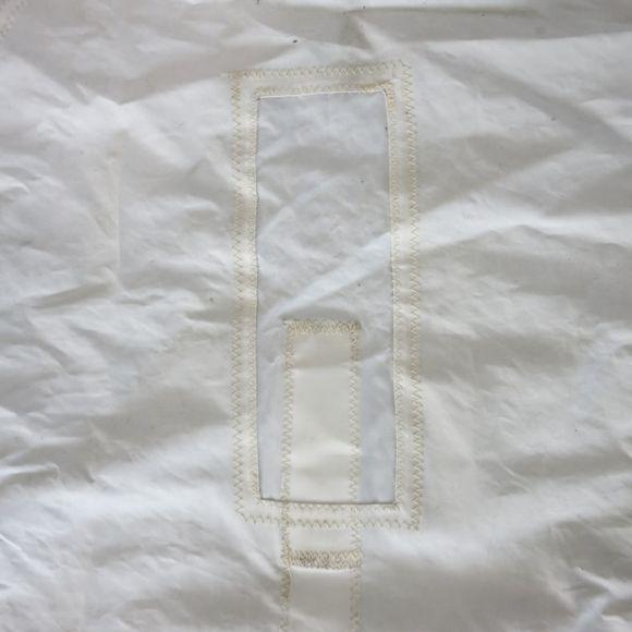 Gebraucht: 26,3m² Großsegel VL=12,1 UL=3,7 Phantom36 Mastrutscher – Bild 6