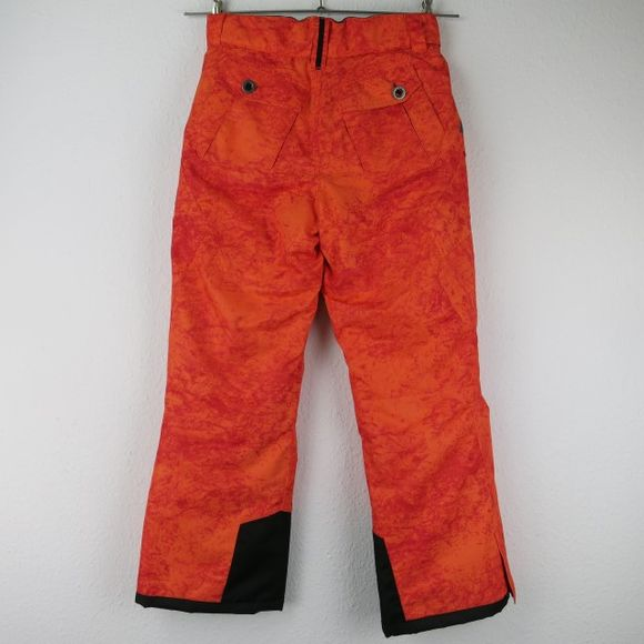 Killtec Herren Gr. M Fabrizi Funktionshose Ski Hose orange – Bild 6