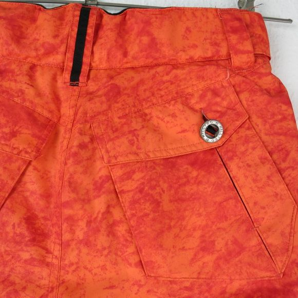 Killtec Herren Gr. M Fabrizi Funktionshose Ski Hose orange – Bild 7