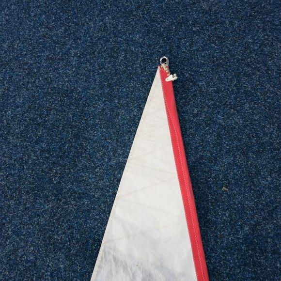 Gebrauchte 10,3m² Genua VL=6,20 UL=3,32 VL mit Draht Sailhorse  – Bild 7